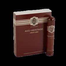 Avo Heritage Robusto Tube 4 Pack
